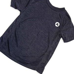 ⭐ Airwalk Heather Grey Active Short Sleeve Tshirt